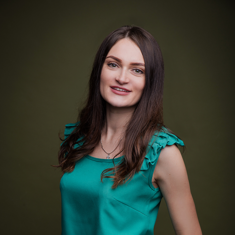 Evgenia Slobodian